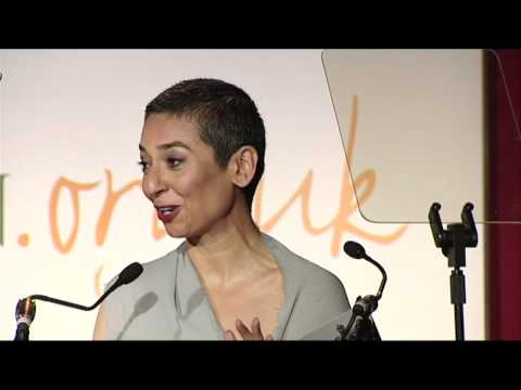 Women for Women International Gala 2012 - Zainab Salbi - YouTube