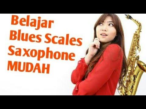 Jurus Belajar Tangga Nada Blues Alto / Soprano Saxophone - Kelas Musik