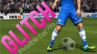 Gaming 360's How to fix your invisible ball glitch in Fifa