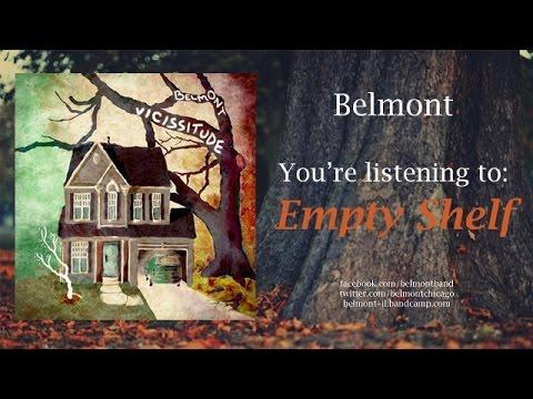 Belmont - Empty Shelf