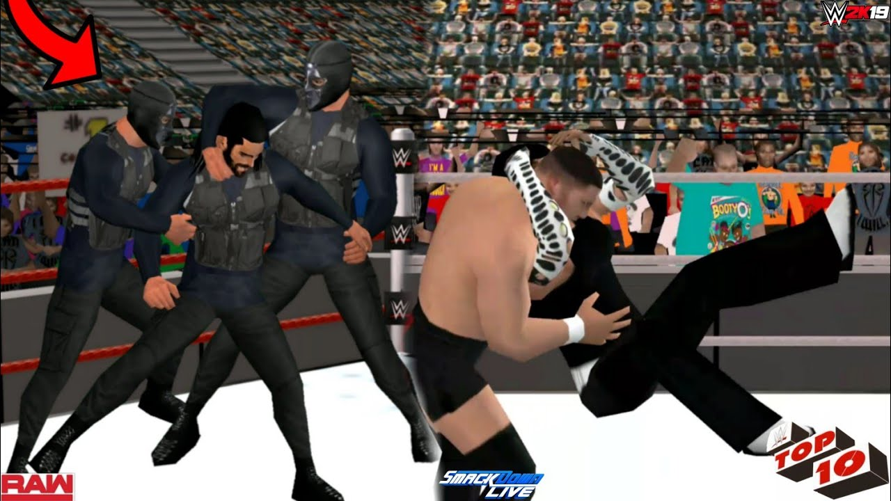 WWE 2k17 Game APK DATA Download For Android Free