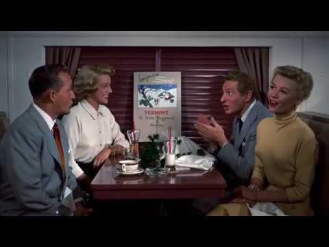 'Snow' From Irving Berlin's WHITE CHRISTMAS (1954)