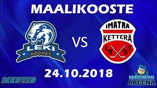 Maalikooste LeKi - Ketterä 24.10.2018