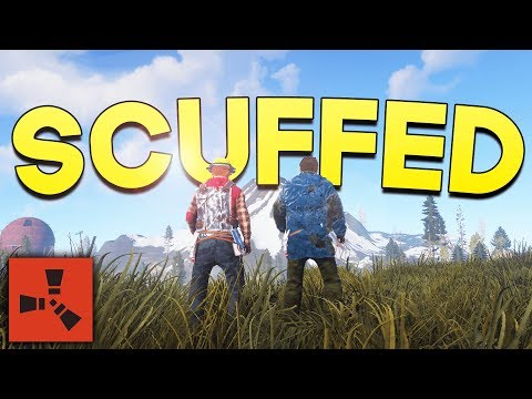 THE MOST SCUFFED DUO! - Rust Gameplay thumbnail
