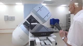 Онкологический диспансер в Черкесске переехал в новое здание