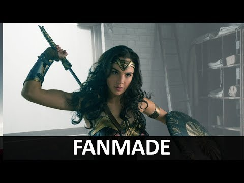 Wonder Woman Teaser (2017) - Gal Gadot, Chris Pine movie HD