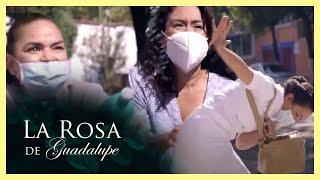La Rosa de Guadalupe: Beatriz es atacada con cloro, solo por ser enfermera   Todos somos uno