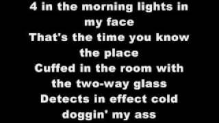 Ice-T - Drama (With Lyrics)