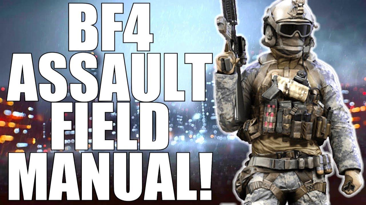 Battlefield Classes Unlocks Battlefield 4 Assault Class