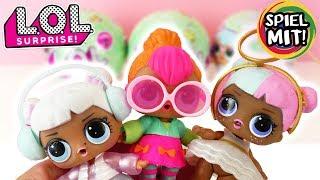 L.O.L. Surprise! Deutsch 💜| Überraschungskugeln mit 7 Schichten | Süße Baby Dolls Unboxing WERBUNG*