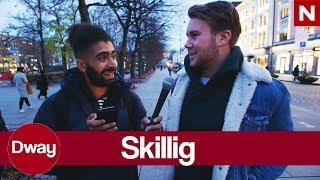 #Dway | Arman på gata: Kan folk stave? - Del 4 | TVNorge