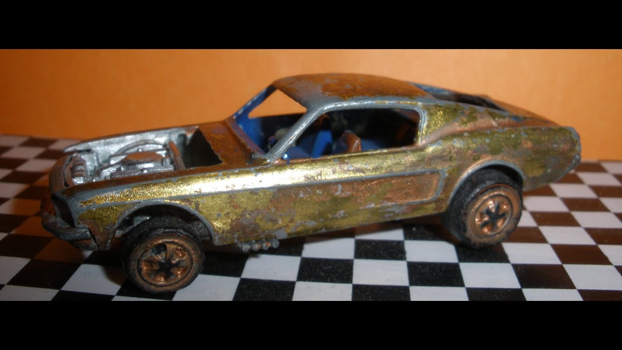Old Hot Wheels, Matchbox, Tootsie Toy Cars, and More Found at Garage ...