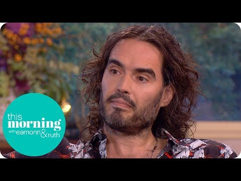Russell Brand: 'I Went Crazy With Fame'  This Morning