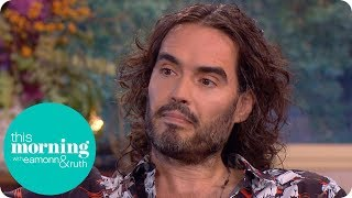 Russell Brand: 'I Went Crazy With Fame' | This Morning