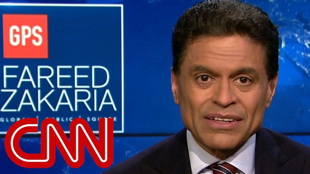 Fareed: The Democrats are still in 2018 trouble