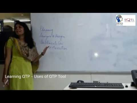 Uses of Quick Test Professional Tool - Learning QTP (SQTL) Pune