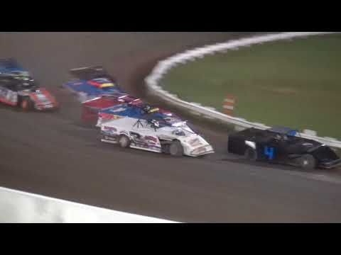Darkside Topless Weekend Special Modified Heats 3-4 Farley Speedway 10/20/17