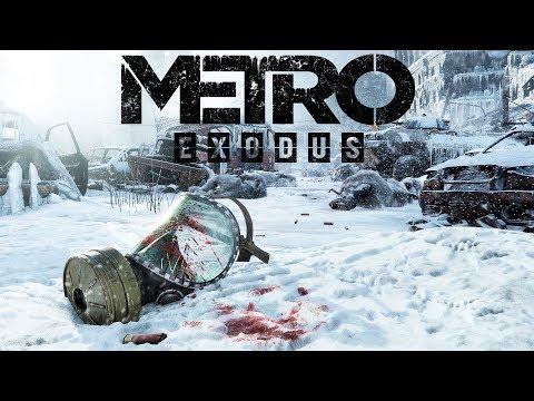 НАЧАЛО Прохождения - METRO Exodus #1