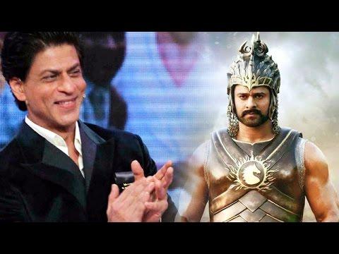 Shahrukh Khan's SHOCKING REACTION On Baahubali's Success