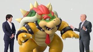 Bowser crashes Nintendo Direct E3 2019