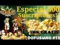 KAMAS GRATIS! Especial 500 Suscriptores (3MK o 200 Palas Paleta) || Dofus Touch