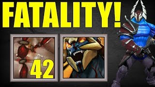 6612 HP Sven Here! Ultimate Carry | Dota 2 Ability Draft