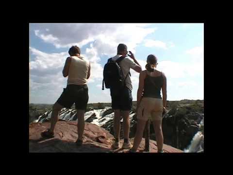 Namibie reisverslag vakantie april 2004