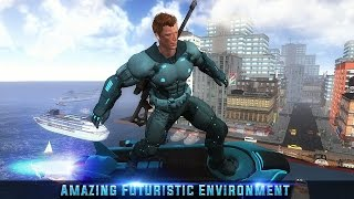 Hoverboard Counter Terrorist Android Gameplay