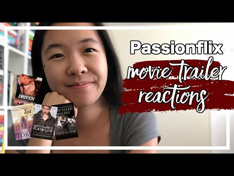 Reacting To Passionflix Movie Trailers [Romance Book Adaptations]