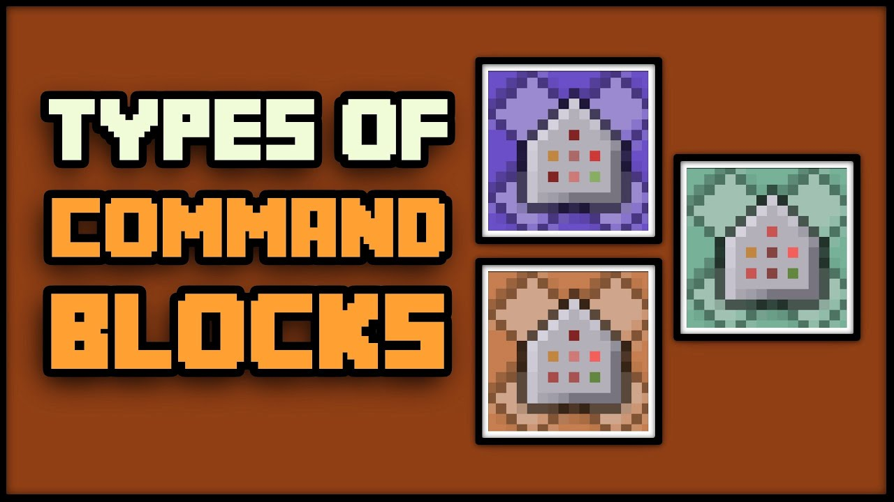 What do the 3 different Command Blocks do in Minecraft 1.15? [Tutorial]