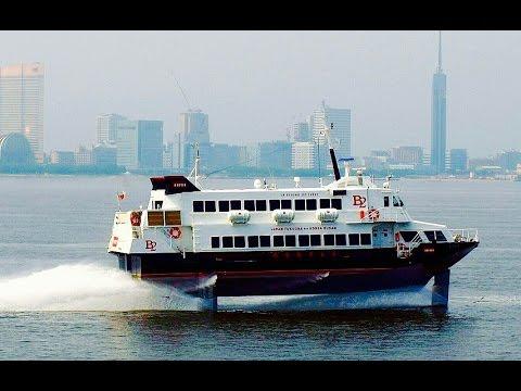 JR Beetle Jetfoil Trip Report - Busan to Fukuoka - Boeing 929 [4K]