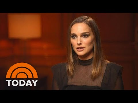 Sheinelle Jones Talks Women's Rights With Natalie Portman, Tify Haddish And Others  TODAY
