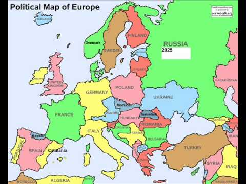 Future Map of new europe YouTube
