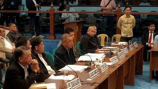 Senator Grace Poe sinabon ang TWG at LTFRB sa motorcycle taxi issue at Angkas