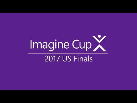 2017 Imagine Cup US Finals - Online Broadcast