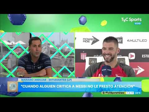 Mariano Andújar Y La Llegada De Marcos Rojo A Estudiantes LP