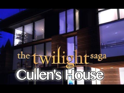 Cullen\'s House Walkthrough Tour - YouTube