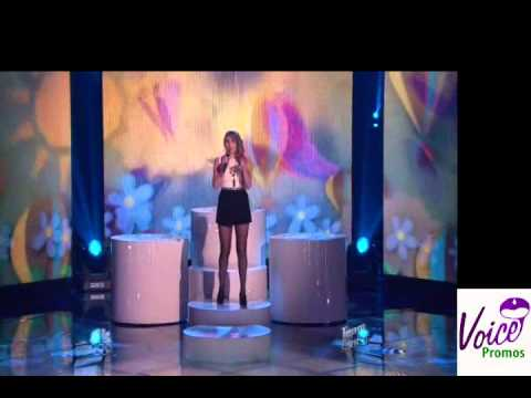 Caroline Pennell -- Wake Me Up -- The Voice 5 Top 12