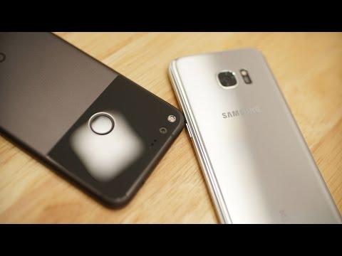 Pixel XL vs Galaxy S7 Edge Camera Comparison