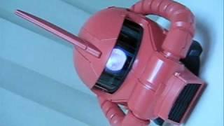 913SH G TYPE-CHAR (シャア専用携帯 ザクヘッド充電器)