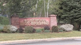 Glenwood Hot Springs Resort - Trex Pergola