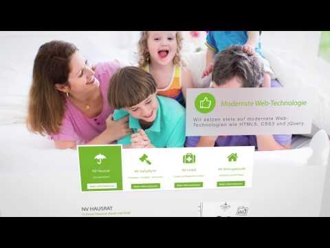 Responsive Webdesign für die NV-Versicherungen VVaG – ActiView GmbH