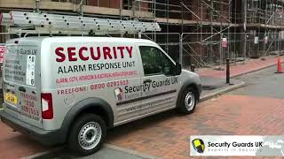 Security Guards UK - 24 Hr Security Services