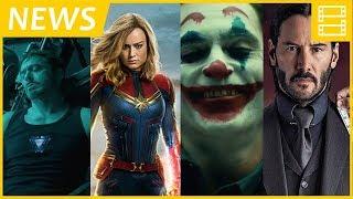 Top 10 bộ phim hay đáng xem nhất năm 2019