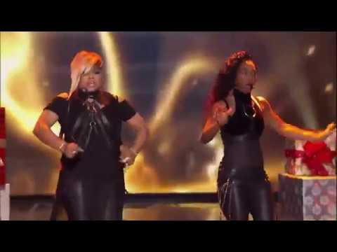 TLC - Sunny (Live) *New TLC Song*