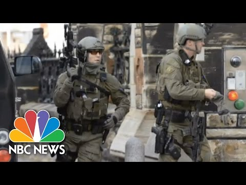 Canadian Parliament Shooting Leaves Soldier Dead | NBC News