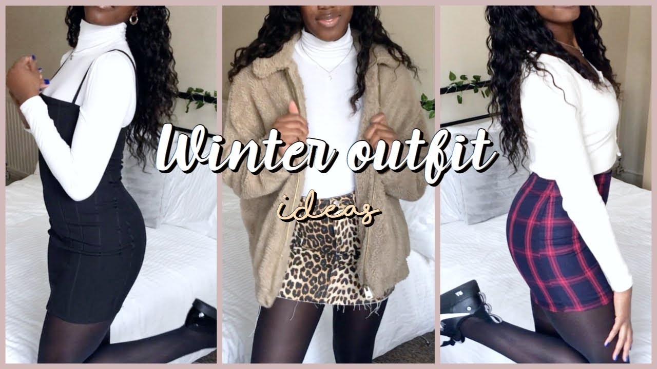 [VIDEO] - 10 cozy winter outfit ideas 4