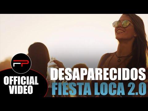 Desaparecidos - Fiesta Loca 2.0 (Marchesini & Farina 2k18 Remix) Official Music Video