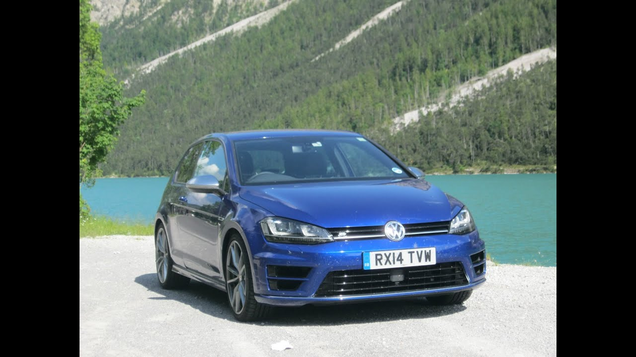 mk7 vw golf r vmax max speed top speed run flat out on derestriced autobahn 159 mph 256 kmh. Black Bedroom Furniture Sets. Home Design Ideas