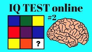 TEST D'INTELLIGENZA gratis per scoprire il tuo QI online (Parte 2)